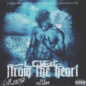 LOBG - From The Heart MellDopeAF front cover