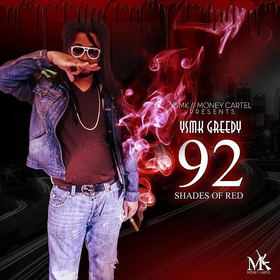 92 Shades Of Red YSMK Greedy front cover