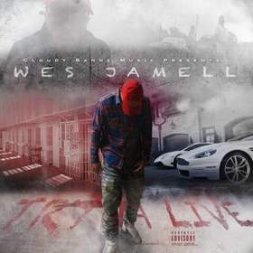 Tryna Live Wes Jamell front cover