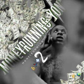 "MoneyRunning Yon Presents - ""MoneyRunning 2"" DJ Konnect  front cover"