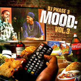 Mood: Vol. 3 (Friday) DJ Phase 3 front cover