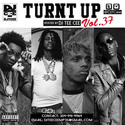 Turnt Up Vol. 37 DJ Tee Cee front cover