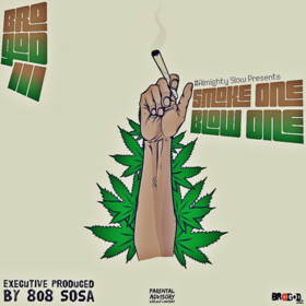 Smoke One Blow One EP Bro God III front cover