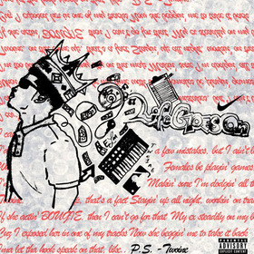 #LifeGoesOn TIMELE$$ KR8ATIVE RECORD$ front cover