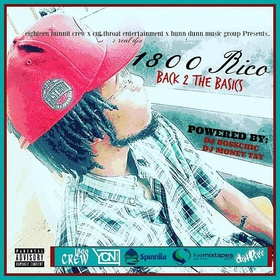 Back 2 The Basics 1800 Rico front cover