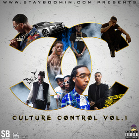 Culture Control Fortune Boomin front cover