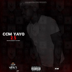 CCM YAYO 2.5 Cosa Nostra Yayo front cover
