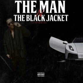 The Man N The Black Jacket Elijah Waters front cover