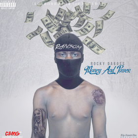 Money And Power (EP) Rocky Dabo$$ front cover