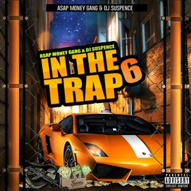 In The Trap 6 DJ ASAP front cover