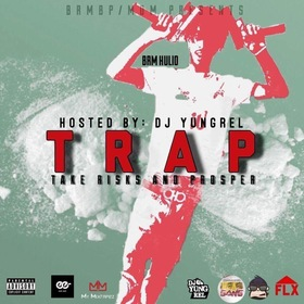 TRAP (Take Risk And Prosper) BRM Hulio  front cover
