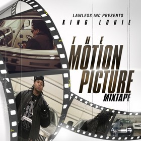 The Motion Picture King Louie front cover