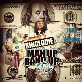 #ManUpBandUp 2 King Louie front cover
