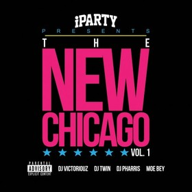 The New Chicago DJ Twin front cover