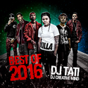 Best Of 2016 DJ Tati front cover