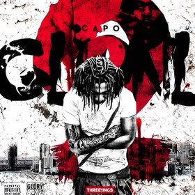 G.L.O.N.L. 2 Capo front cover