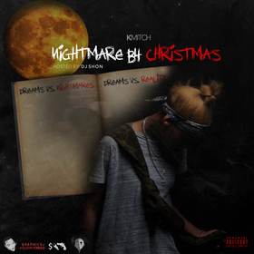 Nightmare B4 Christmas KMitch front cover