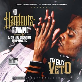 No Handouts Revamped Just Call Me Veto front cover