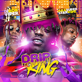 Drip King (Hot Tracks This Week) DJ Ron Viper front cover