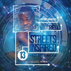 Streets Inspired 13 DJ Rell front cover
