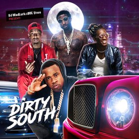 Dirty South BC Steve front cover