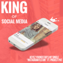 King Of Social Media Aeyez Youngstar front cover