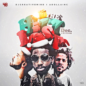 The Hit List (December Edition) Dj Creative Mind front cover