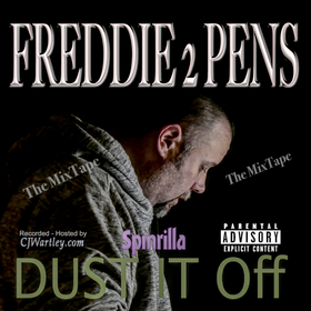 Dust It Off Freddie 2 Pens front cover