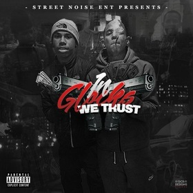 In Glocks We Trust Youngg Kobe front cover