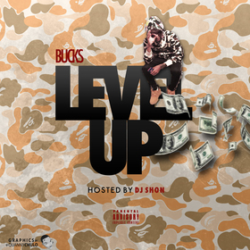 Level Up The Mixtape Bucks front cover