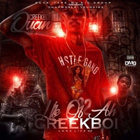 Life Of Ah CreekBoi CreekBoi Quan front cover