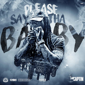 Please Say Tha Baby Tha Captin front cover