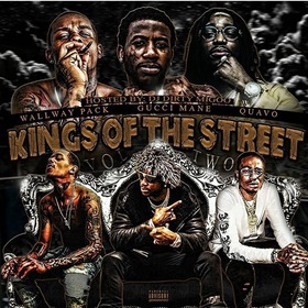 Kings of the Street Vol2 DJ Big Migoo front cover