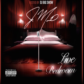 Live from the Bedroom J.Marsh front cover