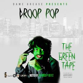 The Green Tape DJ Cinco P Beatz front cover