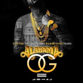 Alabama O.G. DJ Big Frank front cover