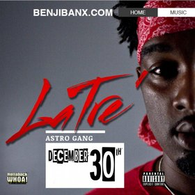 December 30th LaTre' front cover