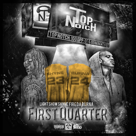 Top Notch - First Quarter MellDopeAF front cover