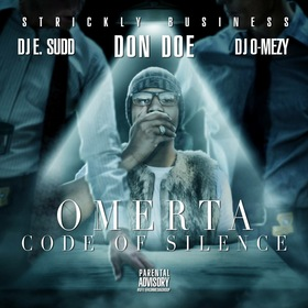 Omerta: Code Of Silence Don Doe front cover