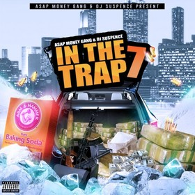 In The Trap 7 DJ ASAP front cover