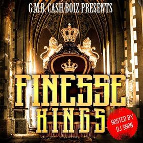 Finesse Kings Gwap Jetson front cover