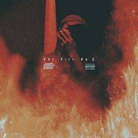The Fire EP 2 J.Basquiat front cover