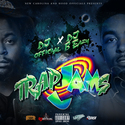 Trap Jams DJ Official front cover