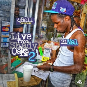 Live From Shady Oaks 2 Meezy front cover