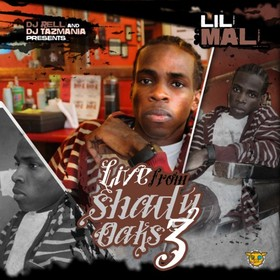 Live From Shady Oaks 3 Meezy front cover