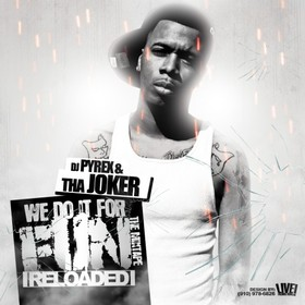 We Do It For Fun Reloaded Tha Joker  front cover