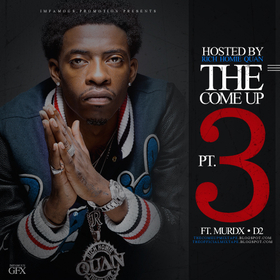 The Come Up Pt. 3 MiniBlaze front cover