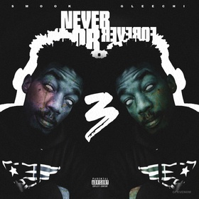 Never Or Forever 3 Smook Gleechi front cover