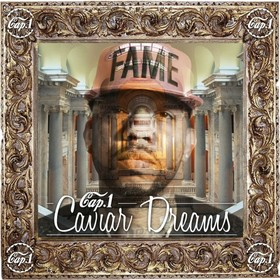 Caviar Dreams Cap 1 front cover