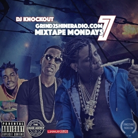 Mixtape Mondays 7 Grind2ShineRadio front cover